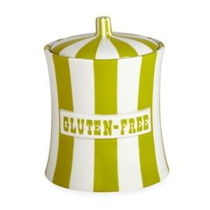 Jonathan Adler GLUTEN-FREE Vice Canister SOLD OUT!